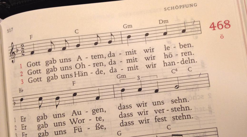 """Monatslied Dezember 2015 - Gotteslob Nr. 745 """"Messias, Jesus ..."""